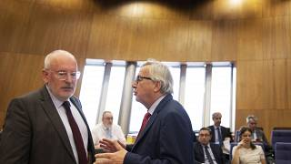 Néppárti ellenállás miatt nem választották meg Timmermanst
