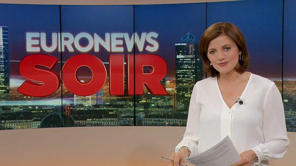 Euronews Soir : l'actualité du lundi 1er juillet 2019