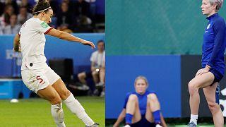 Mondial féminin : les Anglaises affrontent les favorites américaines