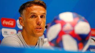 Phil Neville, commissario tecnico dell'Inghilterra