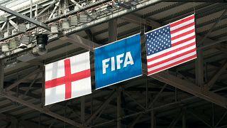 Англия против США