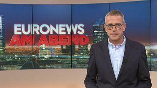 Euronews am Abend vom 01.07.2019