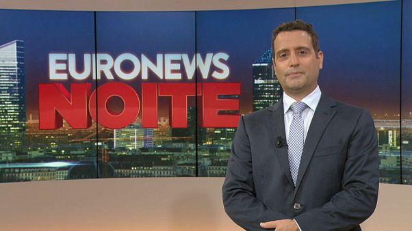 Euronews Noite   As notícias do Mundo de 01 de julho de 2019