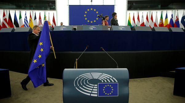 Wer wird heute EU-ParlamentspräsidentIn? 4 offizielle KanditatInnen
