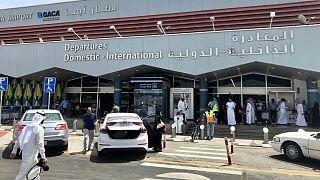 فرودگاه ابهاء عربستان