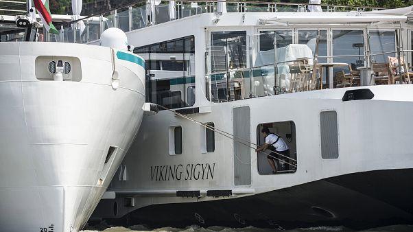 Kikapcsolták a vészjelzőt a Viking Sigyn radarján, ezért nem jelezte az ütközést