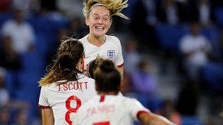 Női futball-vb: Anglia bravúrra készül