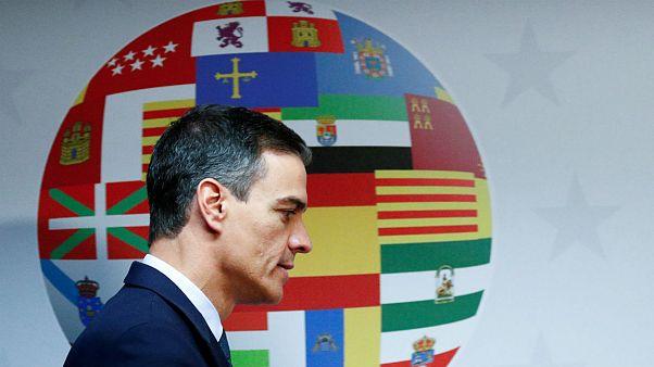 پارلمان اسپانیا نخست وزیری پدرو سانچز را به رای میگذارد