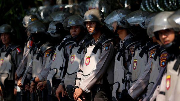 اعتقال زعيم جماعة مرتبطة بالقاعدة في إندونيسيا
