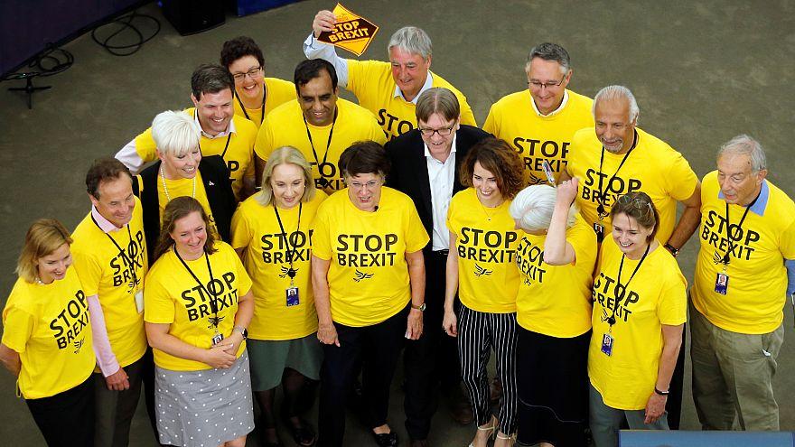 برکسیتیهای پارلمان اروپا به سرود این اتحادیه پشت کردند