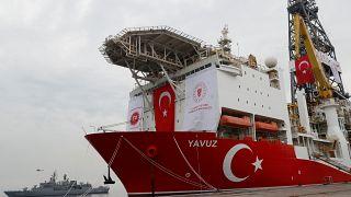 Το τουρκικό γεωτρύπανο Γιαβούζ