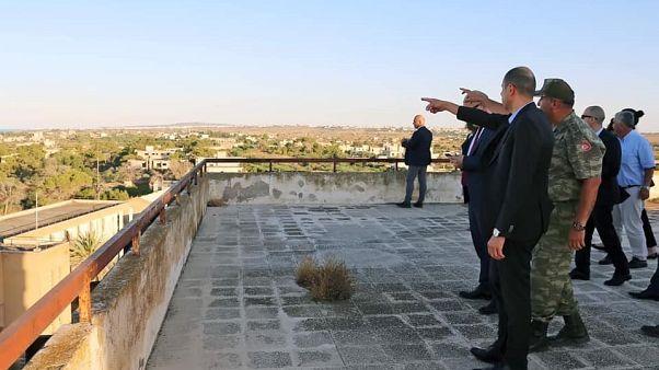 Επίσκεψη Οζερσάι στα Βαρώσια