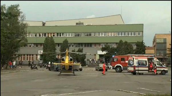 Польша: авария на шахте