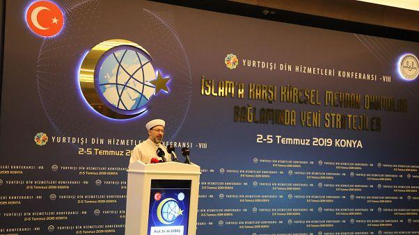 Diyanet İşleri Başkanı Erbaş'tan LGBTİ açıklaması: Yaradılışa aykırı bir sapkınlık