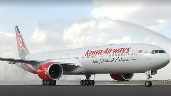 Body of Kenya Airways stowaway found in London garden