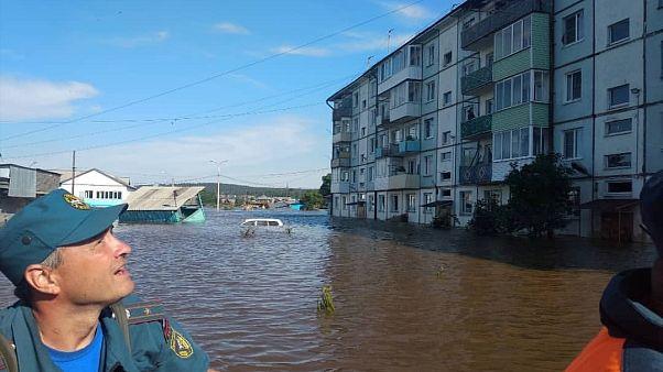 Паводки в Иркутской области: спасти всех