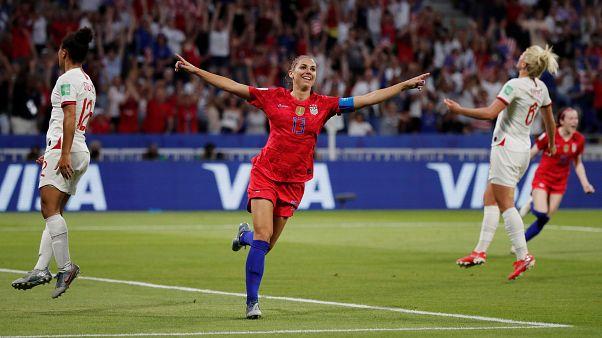 Vb-döntős az amerikai válogatott