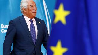 António Costa, primeiro-ministro de Portugal foi um dos negociadores
