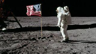 ВИДЕО | Единственная копия видео высадки на Луну уйдёт с молотка
