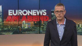 Euronews am Abend vom 02.07.2019