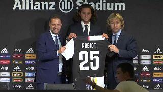 Rabiot wechselt zu Juventus Turin