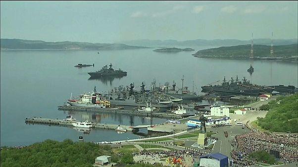 Mort de 14 sous-mariniers russes