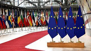 Los candidatos a la cúpula de la UE