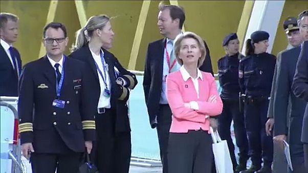 Líderes europeus decidem altos cargos na União Europeia