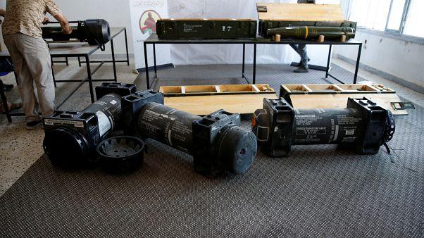 الإمارات تنفي ملكيتها لأسلحة عثر عليها في ليبيا وتؤكد التزامها بقرارات مجلس الأمن الدولي