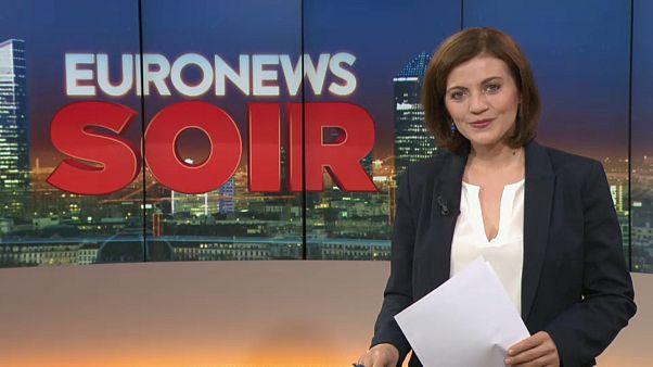 Euronews Soir : l'actualité du mardi 2 juillet 2019