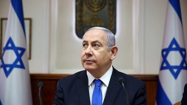 رئيس الوزراء الإسرائيلي بنيامين نتنياهو - رويترز