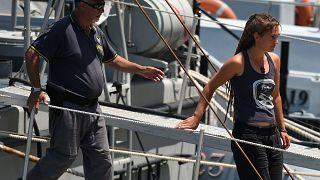La justicia italiana deja en libertad a la capitana del Sea Watch y señala que cumplió con su deber