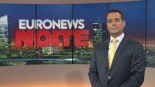 Euronews Noite   As notícias do Mundo de 02 de julho de 2019