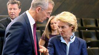 У ЕС женское лицо