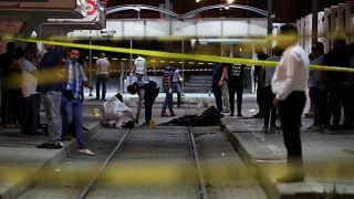 Felrobbantotta magát Tuniszban egy terrorista, hogy elkerülje a letartóztatást