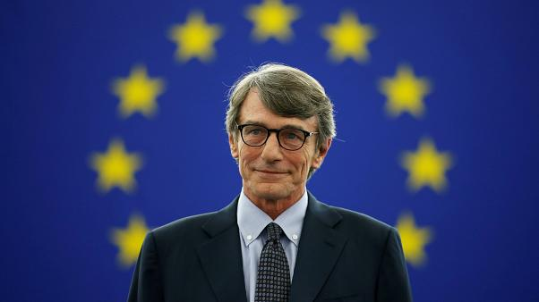 David Sassoli del PD eletto presidente del Parlamento europeo