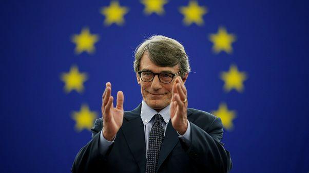 Ο Ντάβιντ-Μαρία Σασόλι εξελέγη Πρόεδρος του ΕΚ