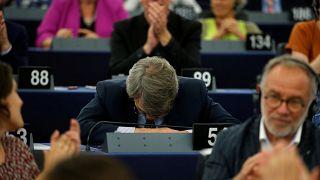 Megválasztották David-Maria Sassolit az EP új elnökének