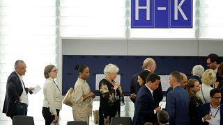 EU-Parlament wählt Italiener David Sassoli zum Präsidenten