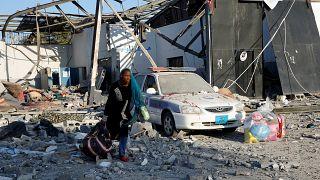 BMGK, Libya'da 44 kişinin öldüğü saldırıya yönelik ortak kınama kararı üzerinde uzlaşamadı