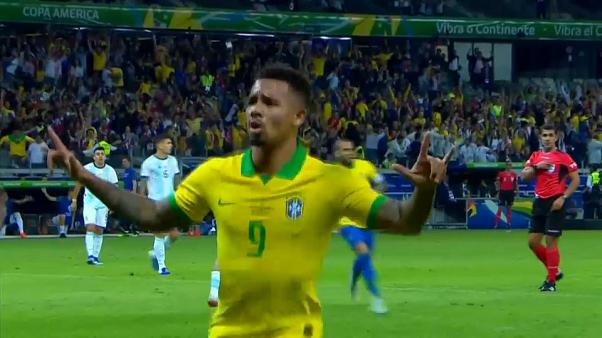 Le Brésil s'offre une 12e finale en Copa America