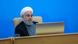 """روحاني: """"يجب ألا نسمح بانفلات الأمن"""" في مواجهة """"أعمال الشغب"""""""