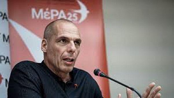 Βαρουφάκης: H χώρα είναι ακυβέρνητη από το 2010