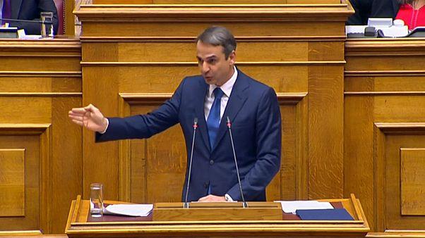 Wahl in Griechenland: Kyriakos Mitsotakis
