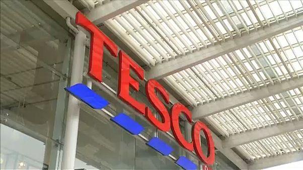 Einzelhändler Tesco warnt vor hartem Brexit Ende Oktober