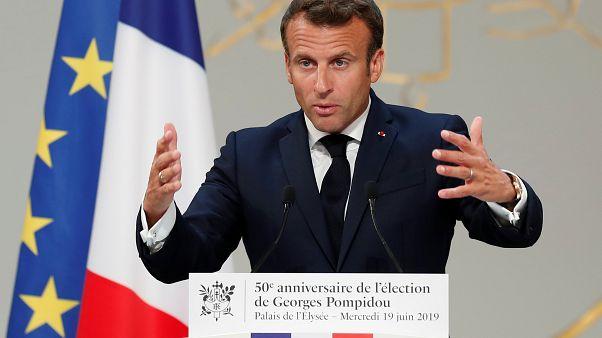 Macron verteidigt Mercosur-Deal gegen Proteste