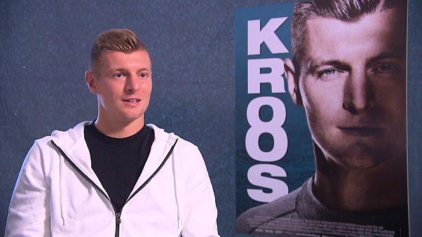 Toni Kroos, un futbolista de película