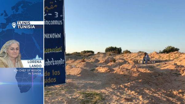 Naufragio Tunisia: il punto con Lorena Lando Responsabile Missione Tunisia (OIM)