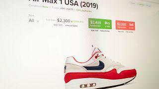 Nike 'kölelik eleştirisi' sonrası ilk ABD bayraklı ayakkabı modelini piyasadan çekti