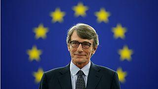 پارلمان اروپا دیوید ساسولی از ایتالیا را به ریاست جدید خود برگزید